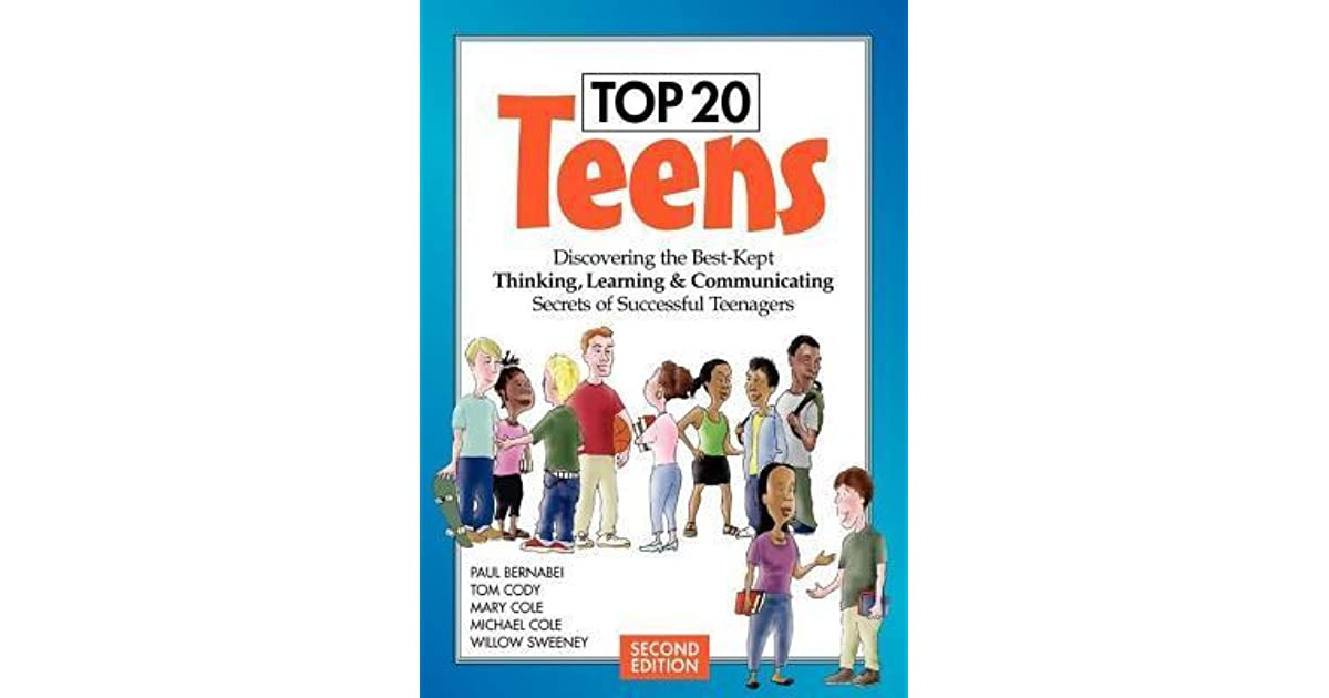 Top 20 Teens Discovering The Best-Kept Thinking, Learning -4261
