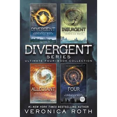 The divergent library divergent insurgent allegiant four the the divergent library divergent insurgent allegiant four the transfer the initiate the son and the traitor by veronica roth fandeluxe Gallery