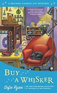 Buy a Whisker (Second Chance Cat Mystery, #2)