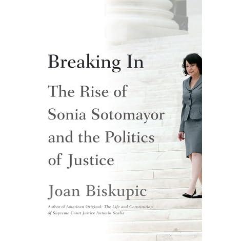 Biography of Sonia Sotomayor