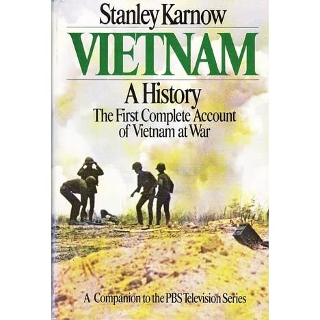 book review stanley karnow vietnam a history