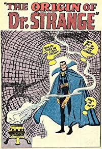 Strange Tales #115 - The origin of Dr Strange.