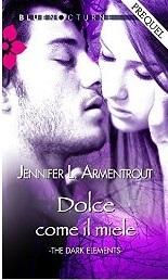 Ebook Bitter Sweet Love The Dark Elements 05 By Jennifer L Armentrout