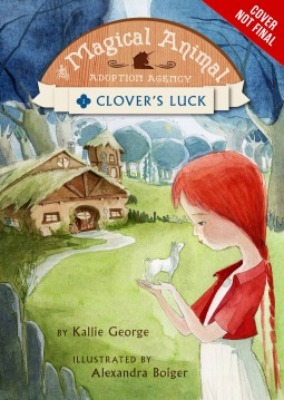 Clover's Luck by Kallie George