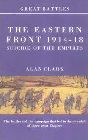 The Eastern Front 1914-18 Suicide of the Empires