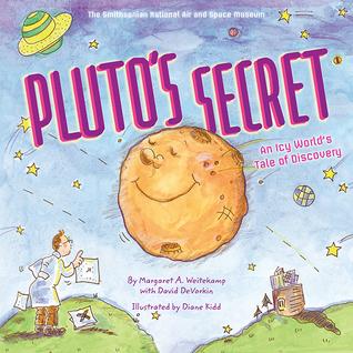 Pluto's Secret by Margaret Weitekamp