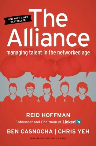 The Alliance by Reid Hoffman