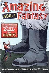 Amazing Adult Fantasy #14