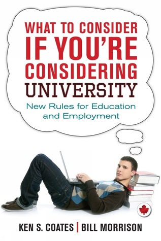 What to Consider If You're Considering University: New Rules for Education and Employment