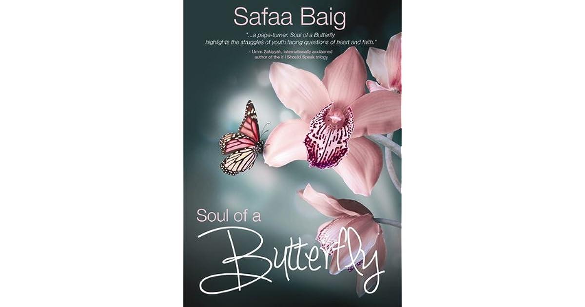 soul of a butterfly safaa baig pdf