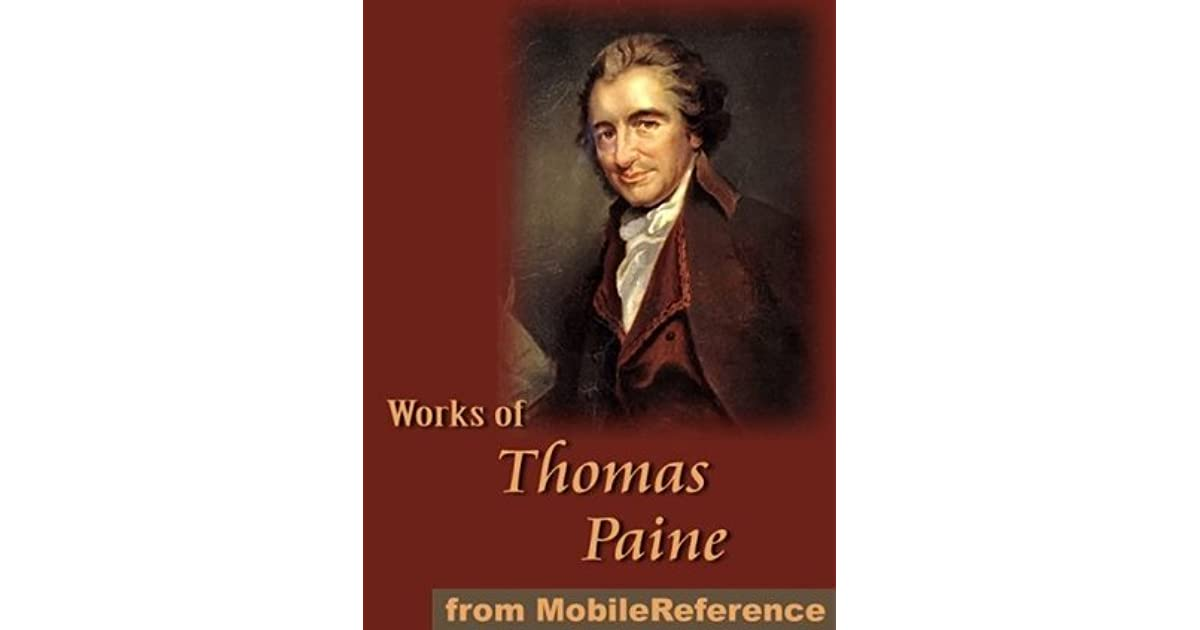 thomas paine summary of biography The will of thomas paine thoughts on the establishment of a mint in the united states to the people of new york poetry an account of the burning of bachelors.