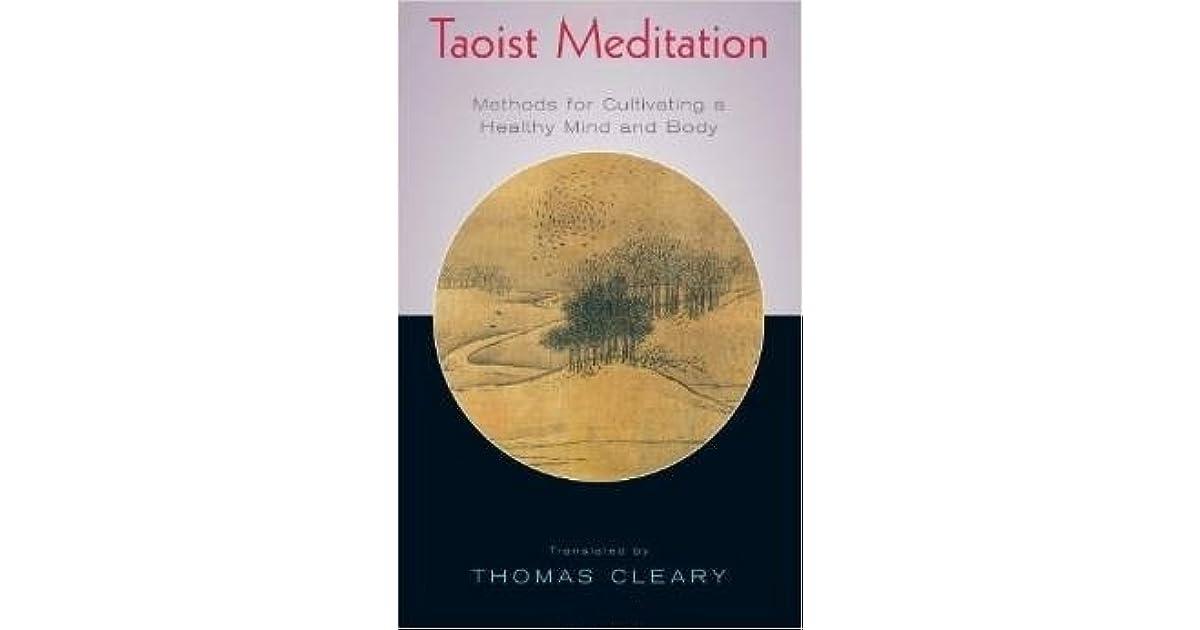 Taoist Meditation by Thomas Cleary