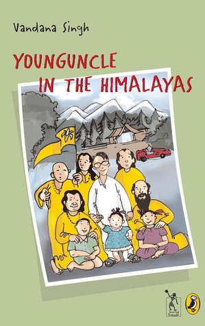 Younguncle in the Himalayas