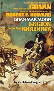 Bran Mak Morn: Legion From The Shadows