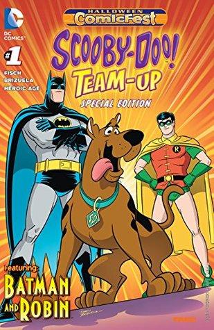 Halloween Comic Fest 2014 - Scooby-Doo Team Up #1 featuring Batman (2014-) #1