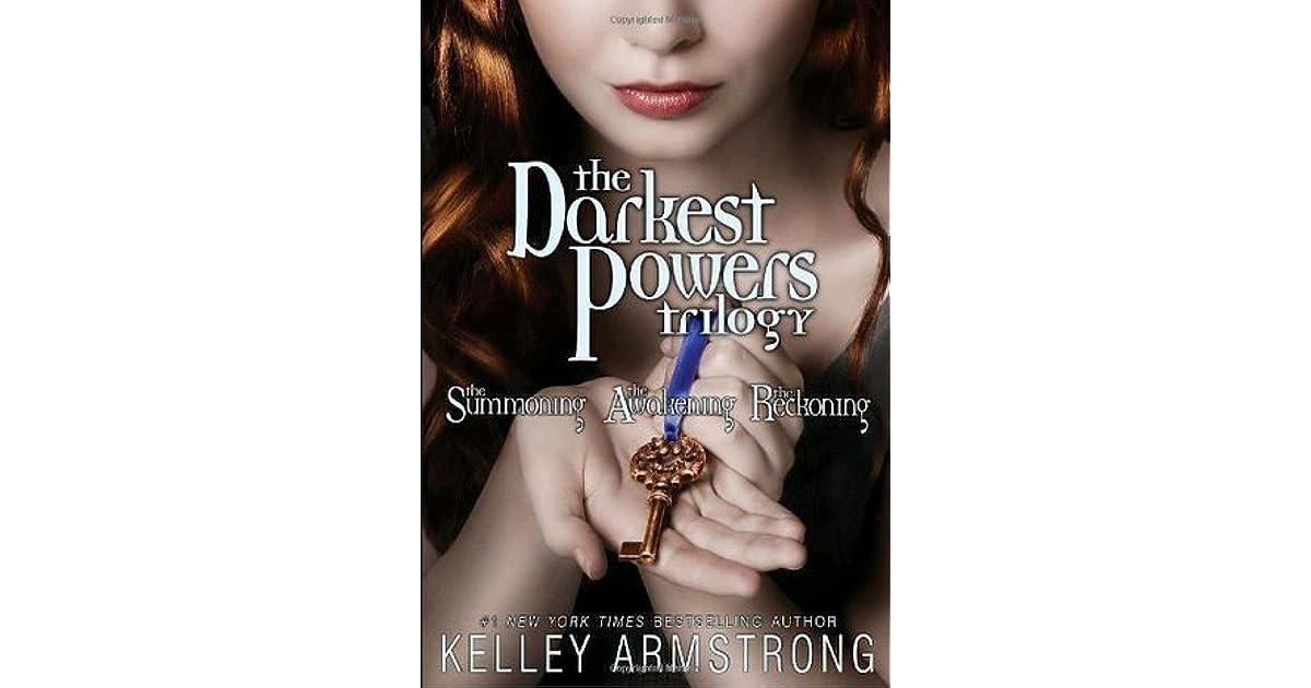 darkest powers series book 4