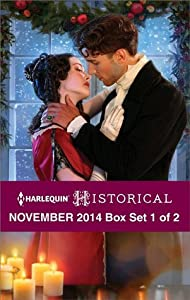 Harlequin Historical November 2014 - Box Set 1 of 2: The Christmas Duchess / Russian Winter Nights / A Shocking Proposition / The Wrong Cowboy / Rescued by the Viscount
