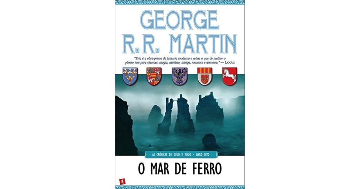 O mar de ferro by george rr martin fandeluxe Image collections