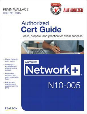 Comptia Network+ N10-005 Cert Guide