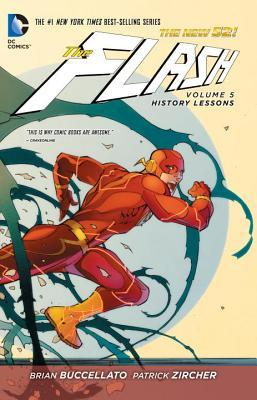 The Flash, Vol. 5: History Lessons