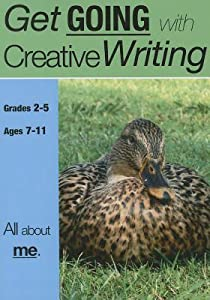 All about Me: Get Going with Creative Writing Series (Us English Edition) Grades 2-5