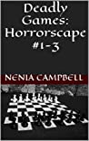 Deadly Games (Horrorscape, #1-3)