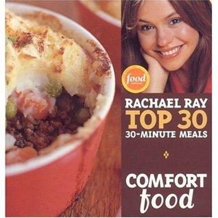 Guy Food / Comfort Food TOP 30 30 Minute Meals - 2 Set