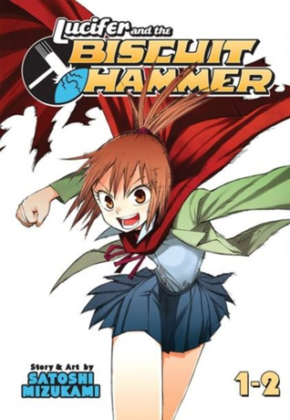 Lucifer and the Biscuit Hammer Vol. 1-2