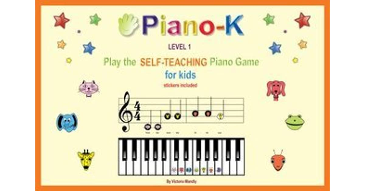 Piano-K  Play the Self-teaching Piano Game for Kids  Level 1