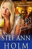 Girls Night (Single Moms, Second Chances #1)