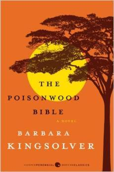 Image result for the poisonwood bible book cover