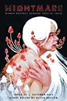 Nightmare Magazine 25: October 2014. Women Destroy Horror! Special Issue