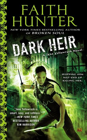 Book Review: Dark Heir by Faith Hunter
