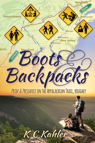 Boots and Backpacks by K.C. Kahler