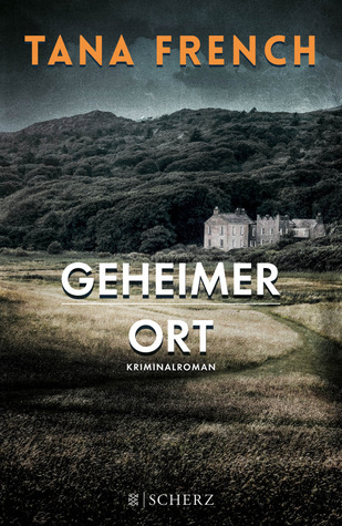 Geheimer Ort by Tana French