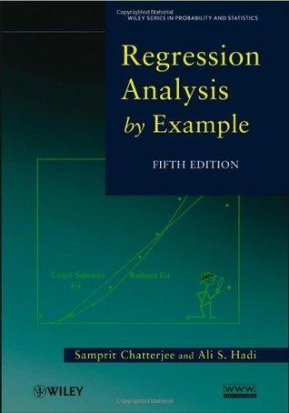 Regression Analysis 5e
