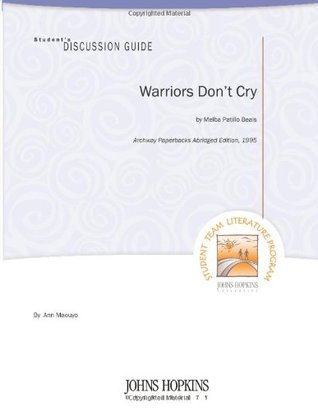 Warriors Don't Cry Student's Guide