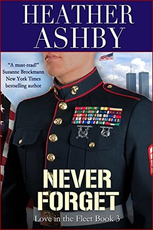 Never Forget (Love in the Fleet Book 3) Heather Ashby