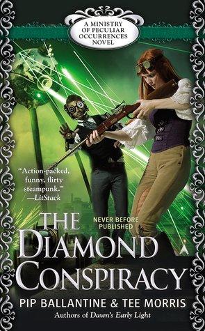The Diamond Conspiracy by Pip Ballantine
