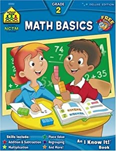 Math Grade 2 and Addition & Subtraction Grade 2 (An I Know It! Combo Book)