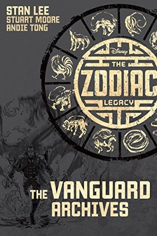 The Zodiac Legacy: The Vanguard ArchivesZodiac Original eBook Preview 2: Part 2