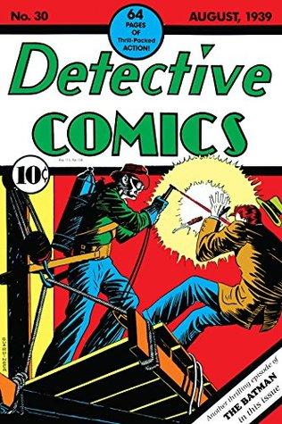 Detective Comics (1937-2011) #30