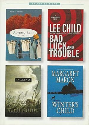 [Ebook] ↠ Reader's Digest Select Editions, Volume 292, 2007 #4: Autumn Blue / Bad Luck and Trouble / Tallgrass / Winter's Child Author Reader's Digest Association – Submitalink.info