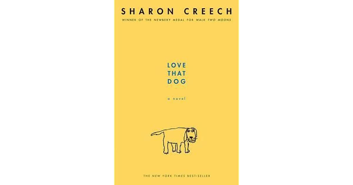 love that dog sharon creech pdf