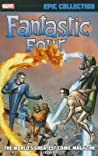 Fantastic Four Epic Collection Vol. 1: The World's Greatest Comic Magazine