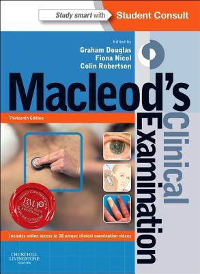 Macleod S Clinical Examination With Dvd And Access Code By Images, Photos, Reviews