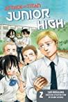 Attack on Titan: Junior High Omnibus, Vol. 2