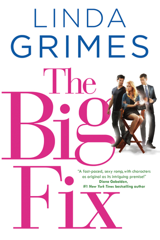 The Big Fix (Ciel Halligan, #3)