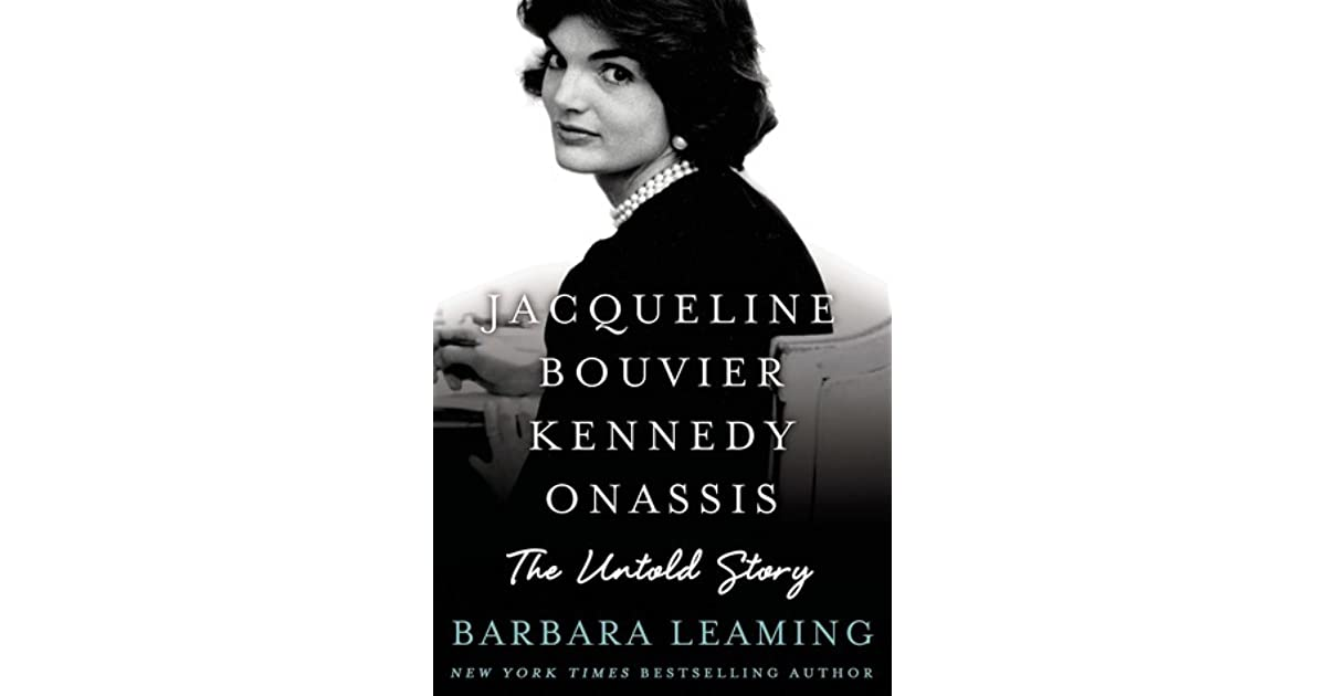 the life and political career of jacqueline bouvier kennedy onassis