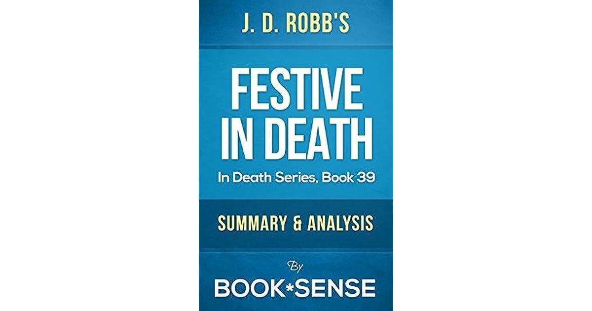 Jd Robb Festive In Death Epub